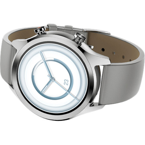 Смарт-годинник MOBVOI TicWatch C2 Plus Platinum Silver (P1023003400A) Сумісність Android OS