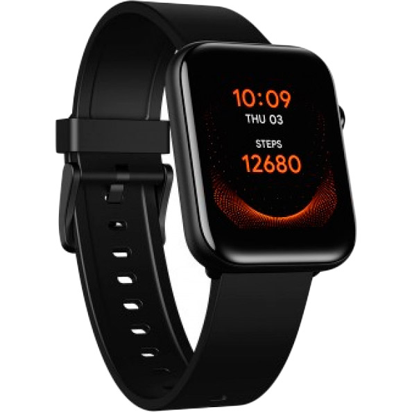 Смарт-годинник MOBVOI TicWatch GTH Black (P0000018310A)