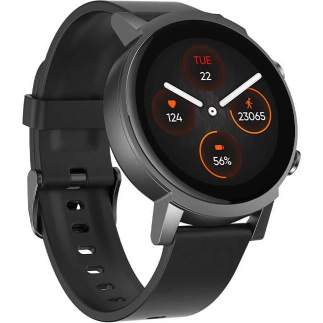 Смарт-часы MOBVOI TicWatch E3 Panther Black (P1034000400A) Функциональность для взрослых