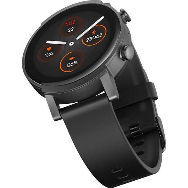 Смарт-часы MOBVOI TicWatch E3 Panther Black (P1034000400A) Операционная система другая
