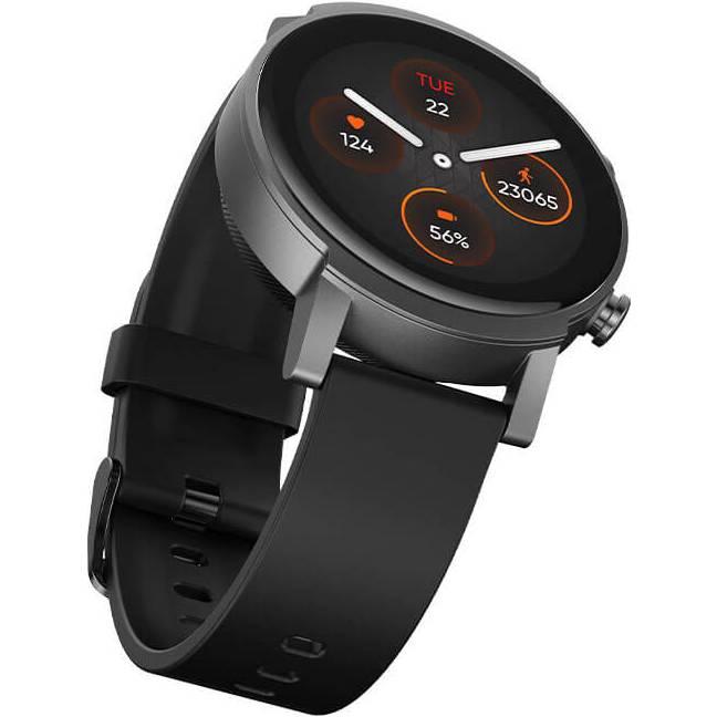 Смарт-часы MOBVOI TicWatch E3 Panther Black (P1034000400A) Совместимость Android OS