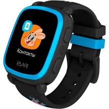 Смарт-часы ELARI KidPhone NyPogodi Black (KP-NP-BP)