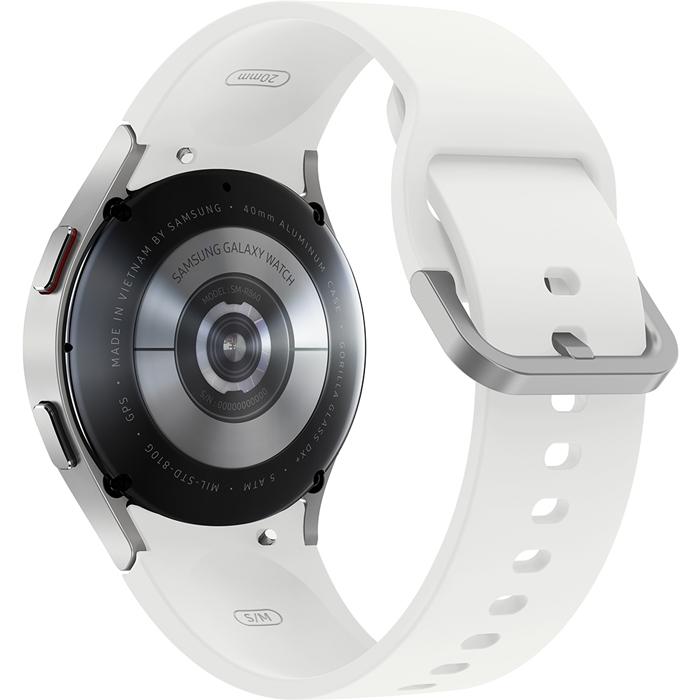 Смарт-часы SAMSUNG Galaxy Watch 4 small 40mm Silver (SM-R860NZSASEK) Форма корпуса круглая