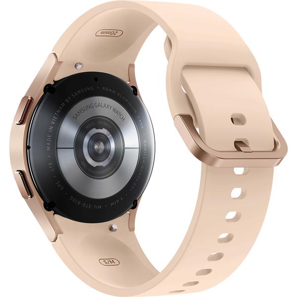 Смарт-часы SAMSUNG Galaxy Watch 4 40mm eSIM Gold (SM-R865ZDASEK) Форма корпуса круглая
