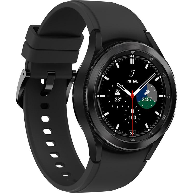 Смарт-годинник SAMSUNG Galaxy Watch 4 Classic 42mm Black (SM-R880NZKASEK) Сумісність Android OS