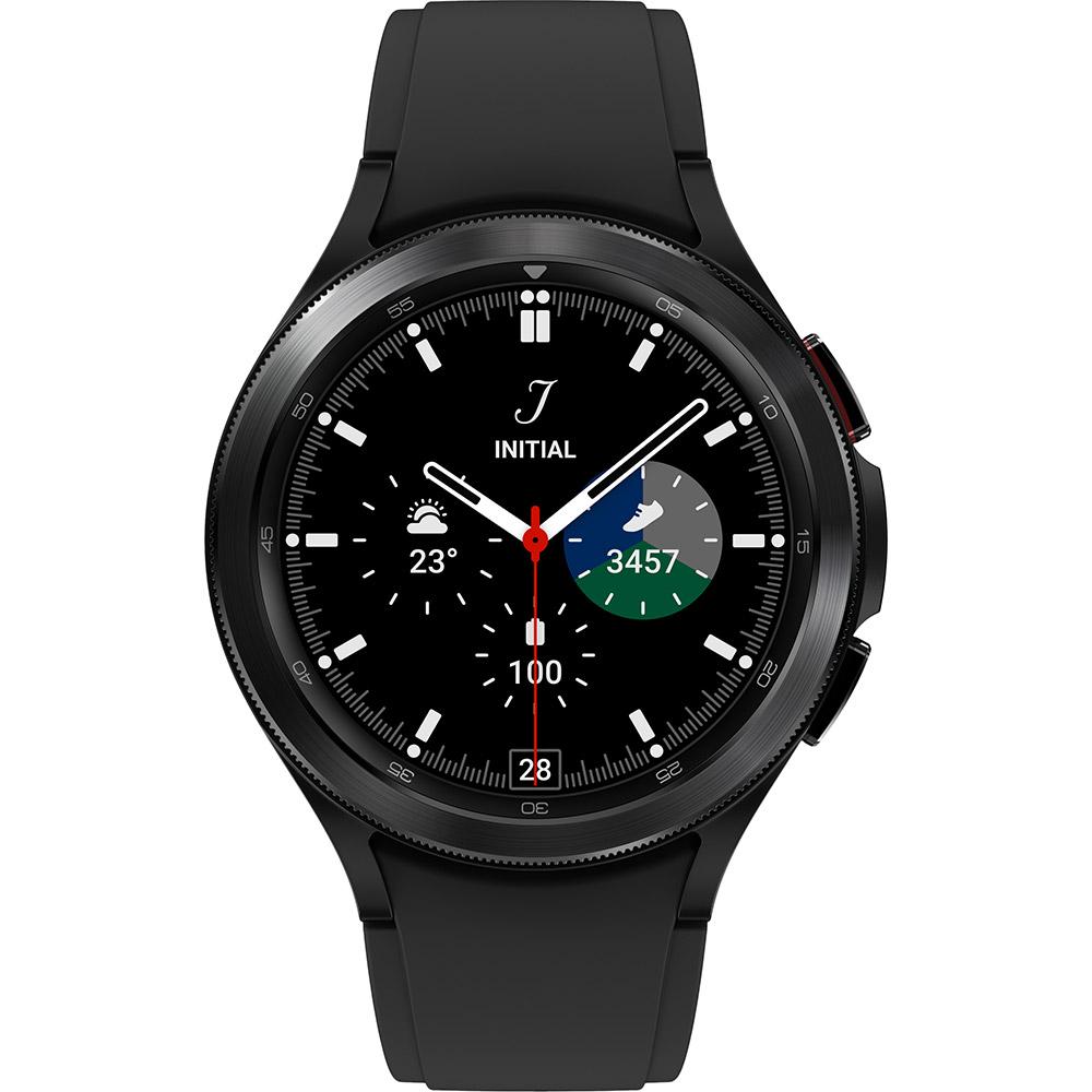 Смарт-часы SAMSUNG Galaxy Watch 4 Classic 46 мм eSIM Black (SM-R895ZKASEK) Функциональность для взрослых