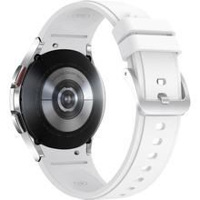 Смарт-годинник SAMSUNG Galaxy Watch 4 Classic 42mm Silver (SM-R880NZSASEK)