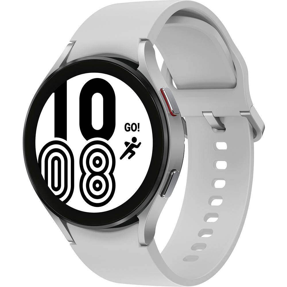 Смарт-часы SAMSUNG Galaxy Watch 4 44mm Silver (SM-R870NZSASEK)