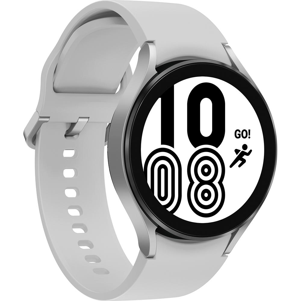 Смарт-часы SAMSUNG Galaxy Watch 4 44mm Silver (SM-R870NZSASEK) Совместимость Android OS