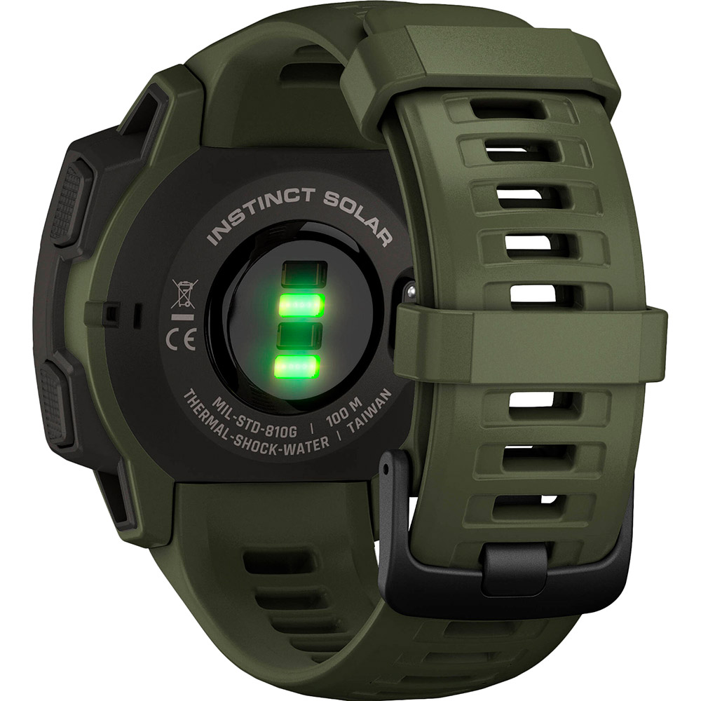 Смарт-годинник GARMIN Instinct Solar Tactical Edition Moss (010-02293-04) Сумісність Android OS