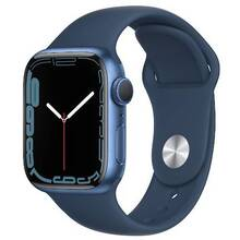 Смарт-часы APPLE Watch S7 GPS 41 Blue