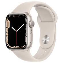 Смарт-часы APPLE Watch S7 GPS 41 Starlight