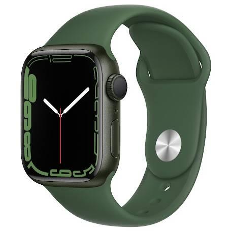 Смарт-годинник APPLE Watch S7 GPS 41 Green