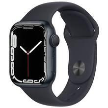 Смарт-часы APPLE Watch S7 GPS 41 Midnight grey