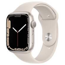 Смарт-часы APPLE Watch S7 GPS 45 Starlight