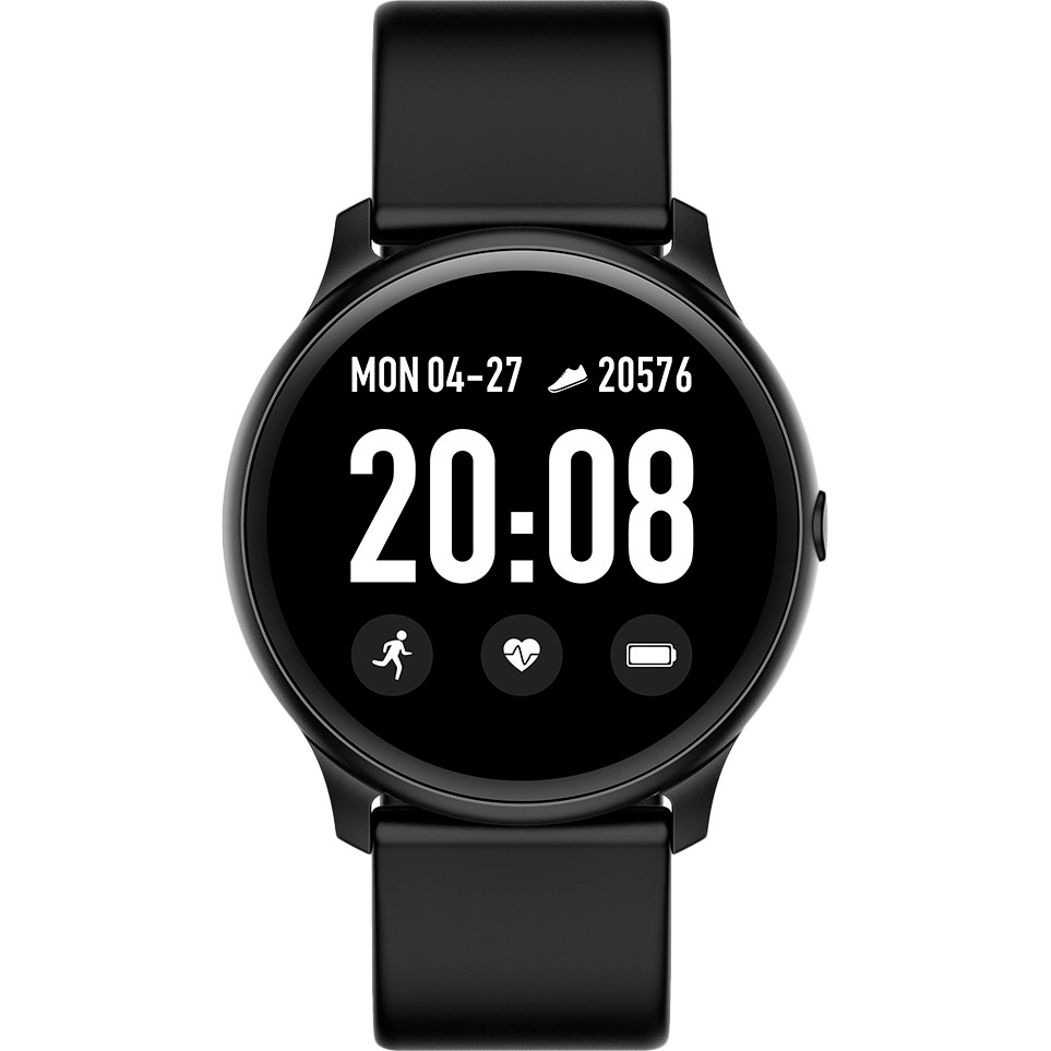 Смарт-годинник MAXCOM Fit FW32 NEON Black Функціональність для дорослих
