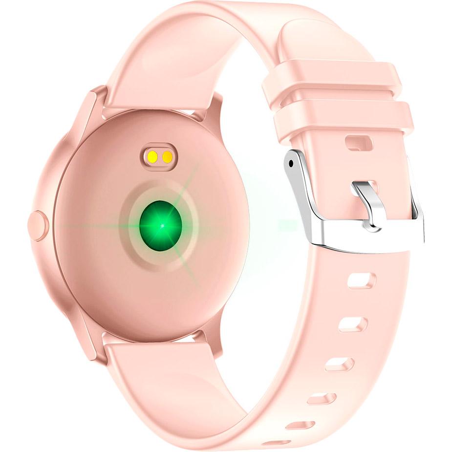 Смарт-годинник MAXCOM Fit FW32 NEON Pink Сумісність Android OS