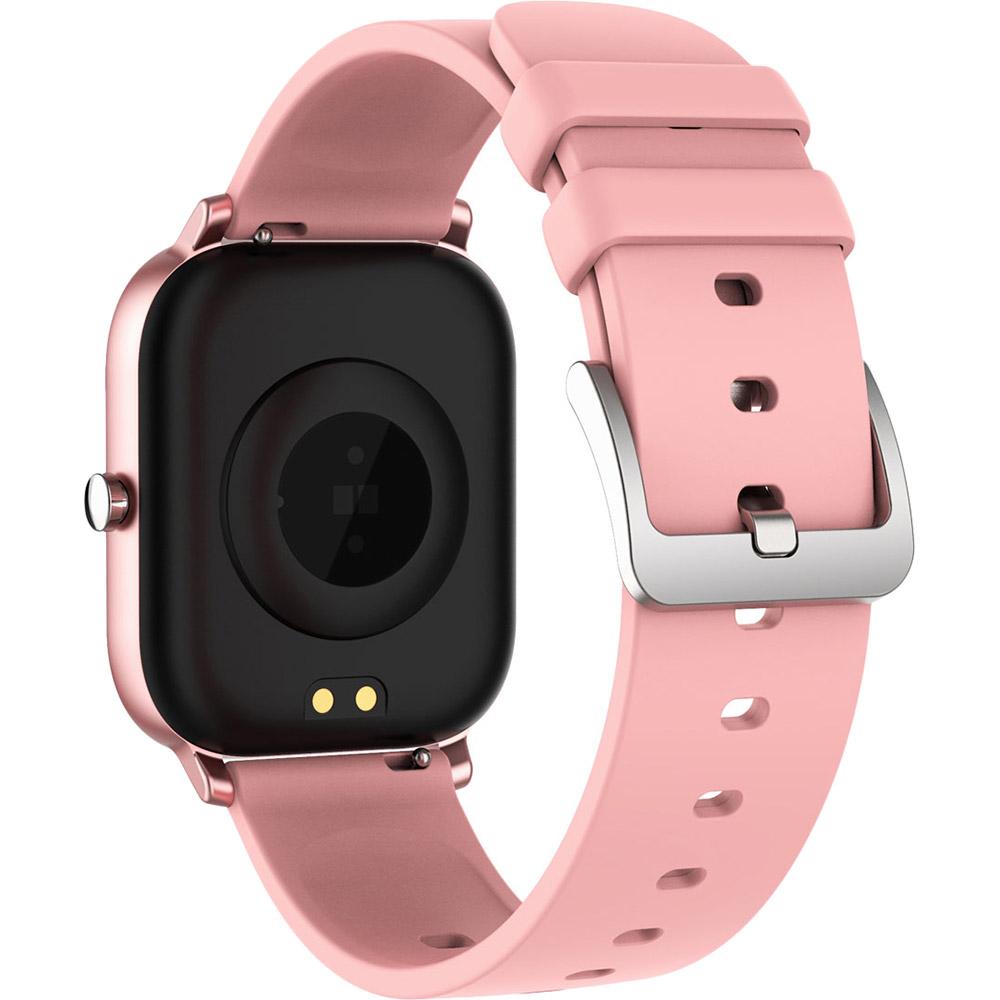 Смарт-годинник MAXCOM Fit AURUM FW35 Pink / Gold Сумісність Android OS
