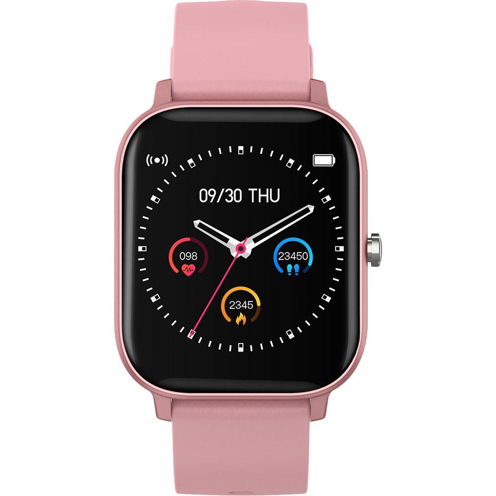 Смарт-годинник MAXCOM Fit AURUM FW35 Pink / Gold Функціональність для дорослих