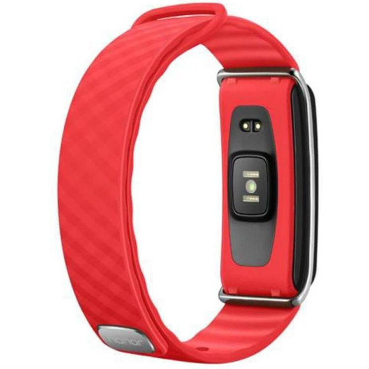 Фитнес-браслет HUAWEI AW61 (A2) Red Индикация дисплей
