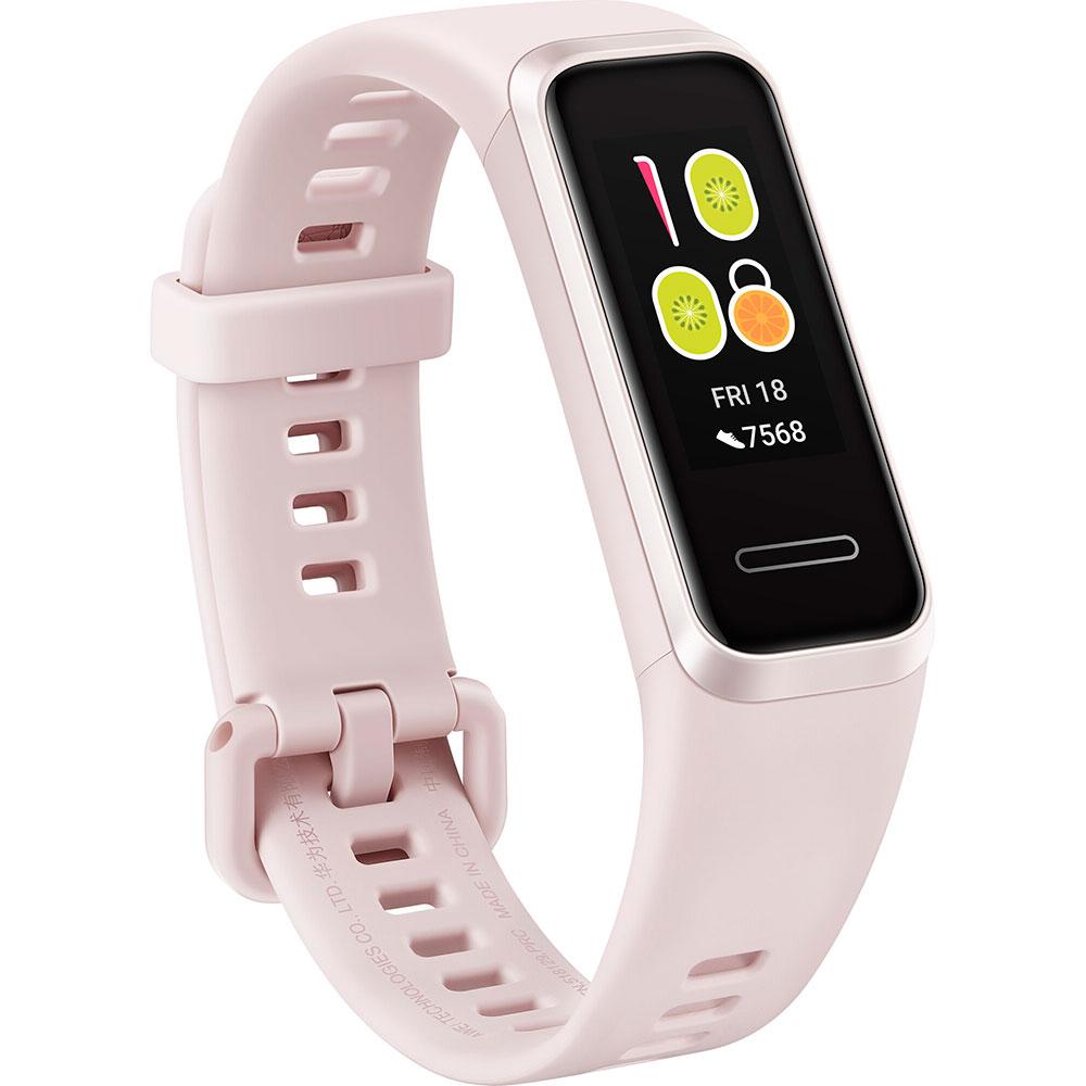 Фитнес-браслет HUAWEI Band 4 Sakura Pink Совместимость Android OS