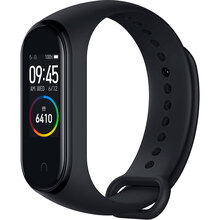 Фитнес-браслет XIAOMI Mi Smart Band 4 Black (NFC)