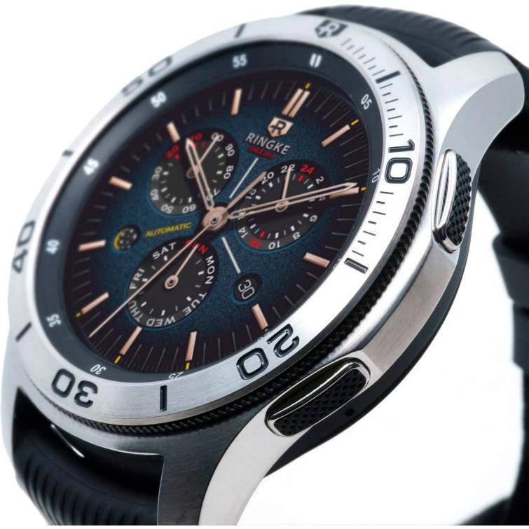 Защитная накладка RINGKE Samsung Galaxy Watch 46mm GW-46mm-16 Grey (RCW4751)