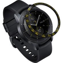 Захисна накладка RINGKE Samsung Galaxy Watch 42mm/Galaxy Sport Black/Yellow (RCW4755)