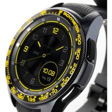 Защитная накладка RINGKE Samsung Galaxy Watch 42mm/Galaxy Sport Black/Yellow (RCW4755)