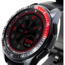 Захисна накладка RINGKE Samsung Galaxy Watch 42mm/Galaxy Sport Black/Red (RCW4758)