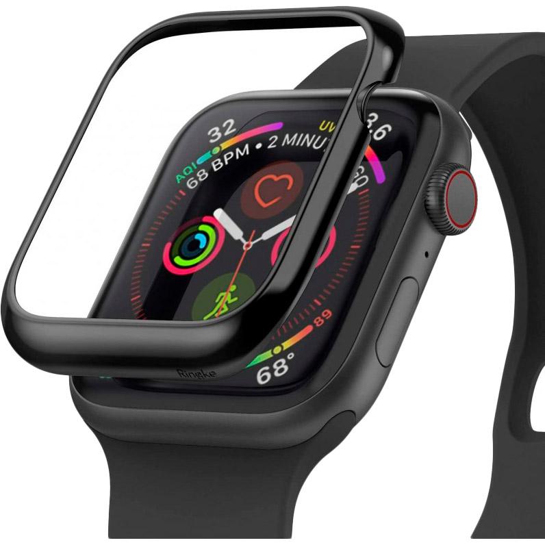 Захисна накладка RINGKE Apple Watch 5/ Apple Watch 4 44 mm Black (RCW4759)