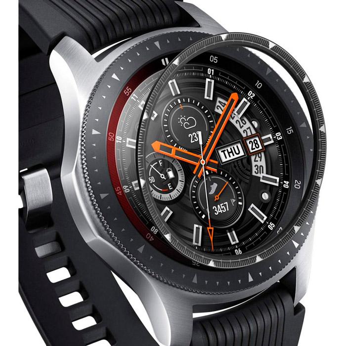Захисна накладка RINGKE Samsung Galaxy Watch 46mm GW-46-IN-02 Black (RCW4762)
