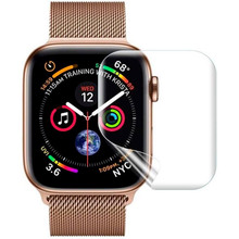 Защитная пленка XOKO DEVIA Apple Watch Series 4 40 mm 2 шт 3D Full (DV-GDR-APL-WS4-40MX2)