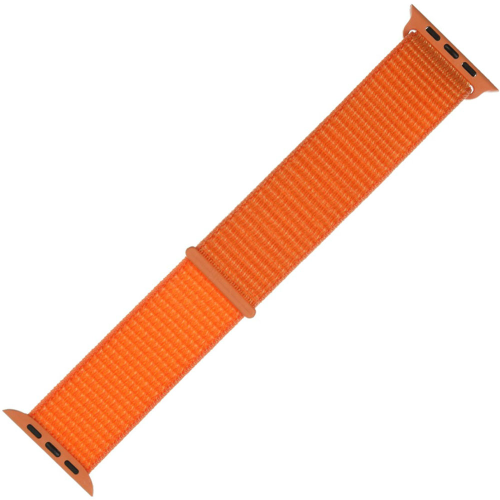 Ремешок Armorstandart Nylon Band для Apple Watch 38 40 мм Orange C (ARM57848)