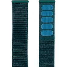 Ремінець Armorstandart Nylon Band для Apple Watch All Series 38 40 мм Pine Green (ARM56842)