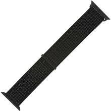 Ремінець Armorstandart Nylon Band для Apple Watch 38 40 мм Reflective Black (ARM57847)
