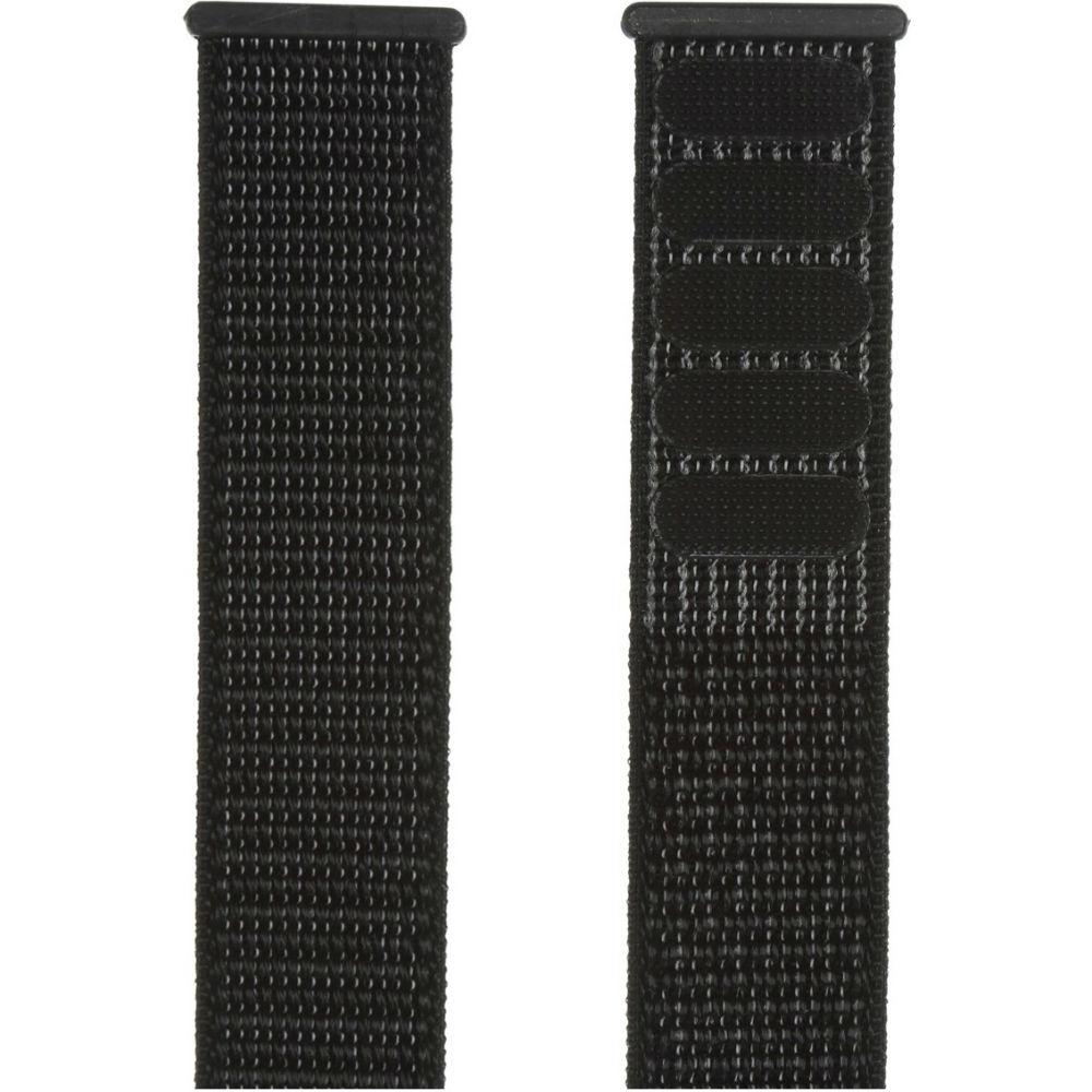Ремінець Armorstandart Nylon Band для Apple Watch 38 40 мм Reflective Black (ARM57847) Тип ремінець