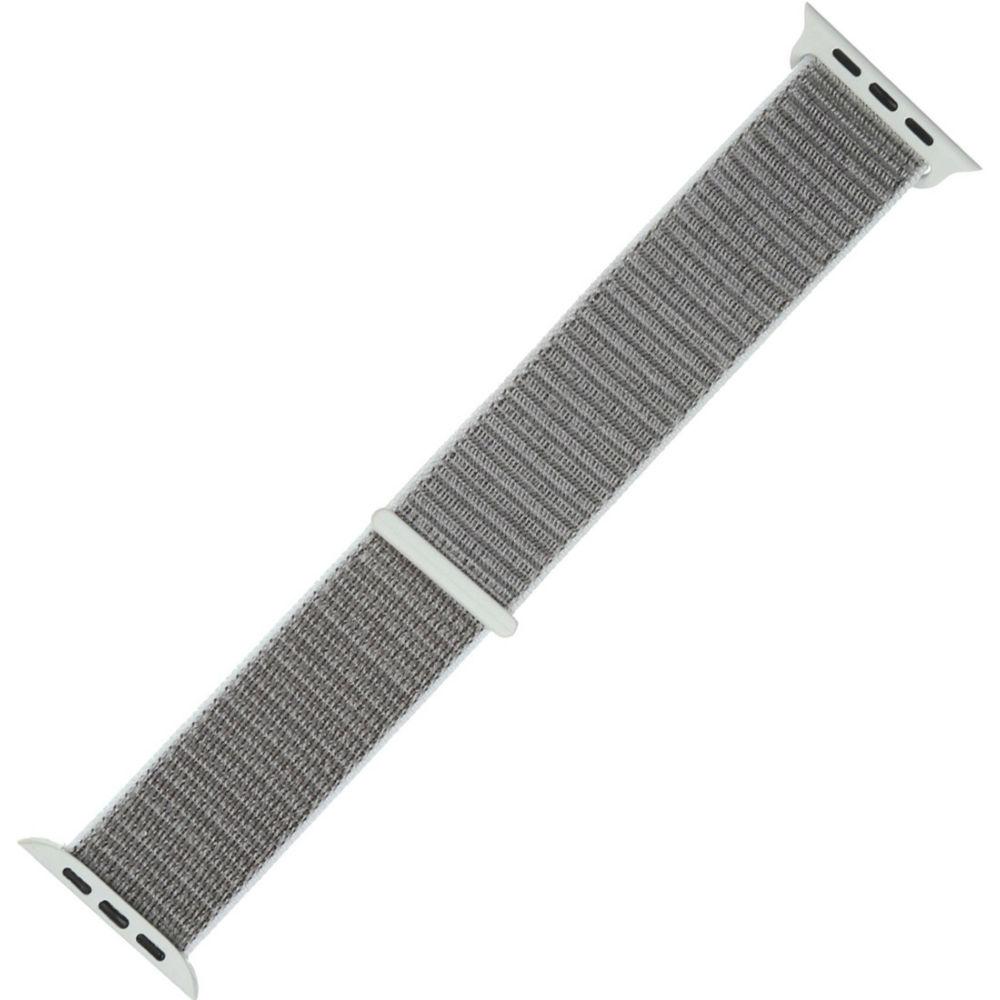 Ремінець Armorstandart Nylon Band для Apple Watch 38 40 мм White (ARM57845)