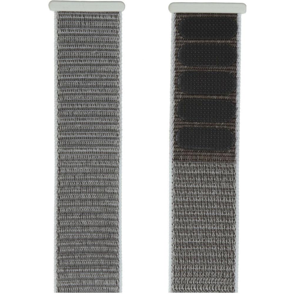 Ремінець Armorstandart Nylon Band для Apple Watch 38 40 мм White (ARM57845) Тип ремінець