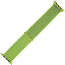 Ремешок Armorstandart Nylon Band для Apple Watch 38mm/40mm Light Green (ARM57849)