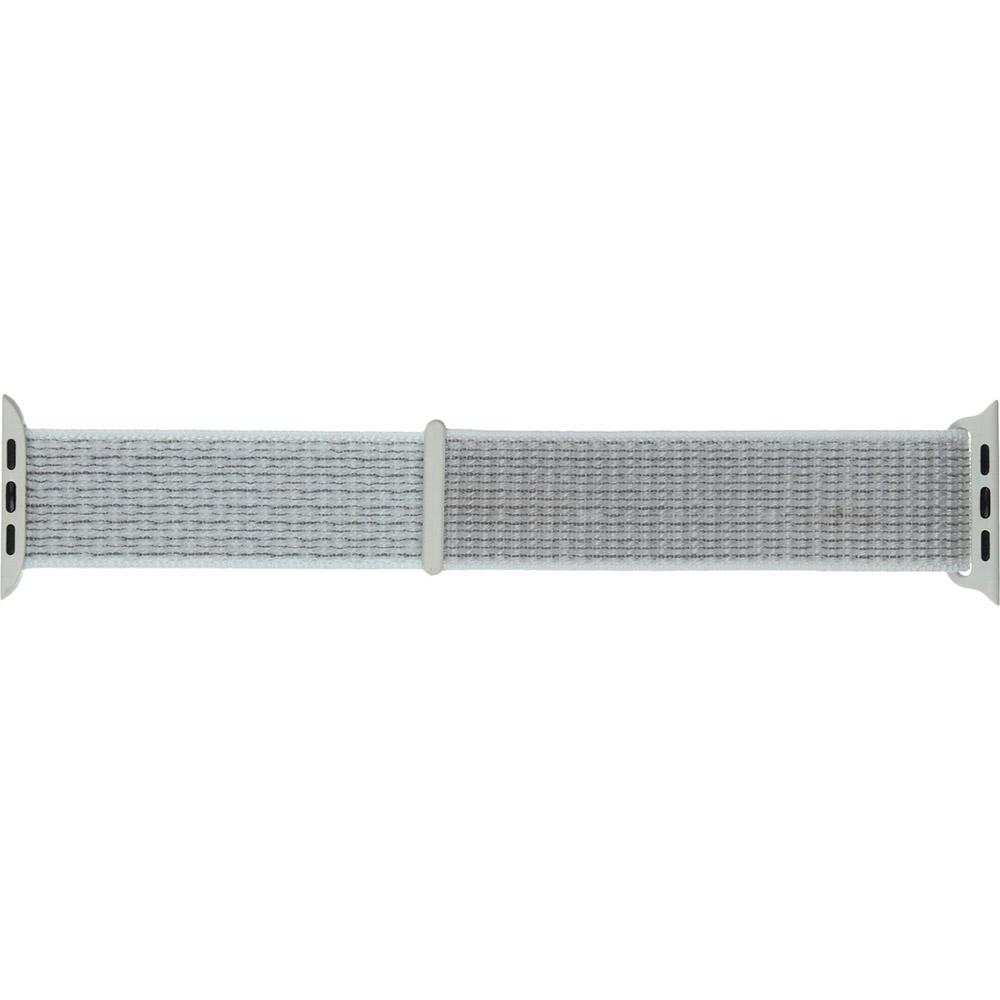 Ремінець ARMORSTANDART Nylon Band для Apple Watch 42/44 мм White (ARM57855)