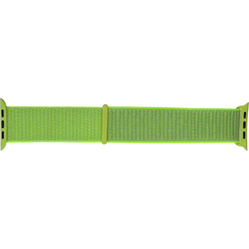 Ремінець Armorstandart Nylon Band для Apple Watch 42mm/44mm Light Green (ARM57858)