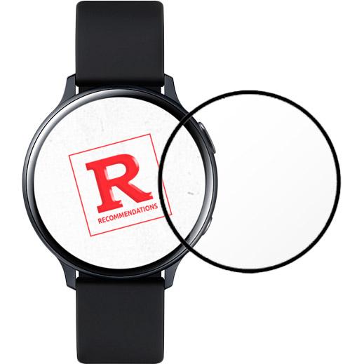 Захисна плівка ARMORSTANDART гідрогелева для Samsung Galaxy Watch Active 2 40 мм 6 шт (ARM57928)