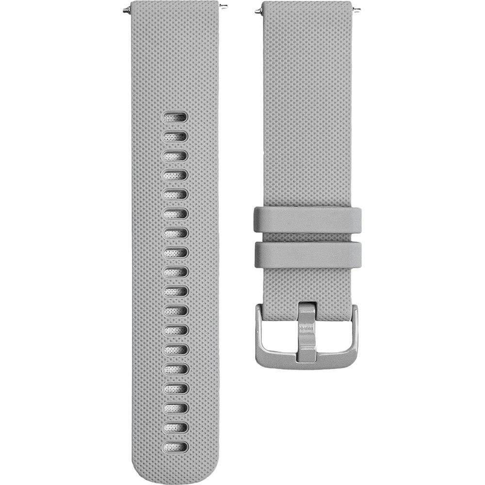 Ремінець XOKO Samsung Rubber-1 20mm Grey (XK-BND-20RB1-LGHT-GR)