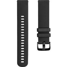 Ремінець XOKO Samsung Rubber-1 20mm Black (XK-BND-20RB1-BK)