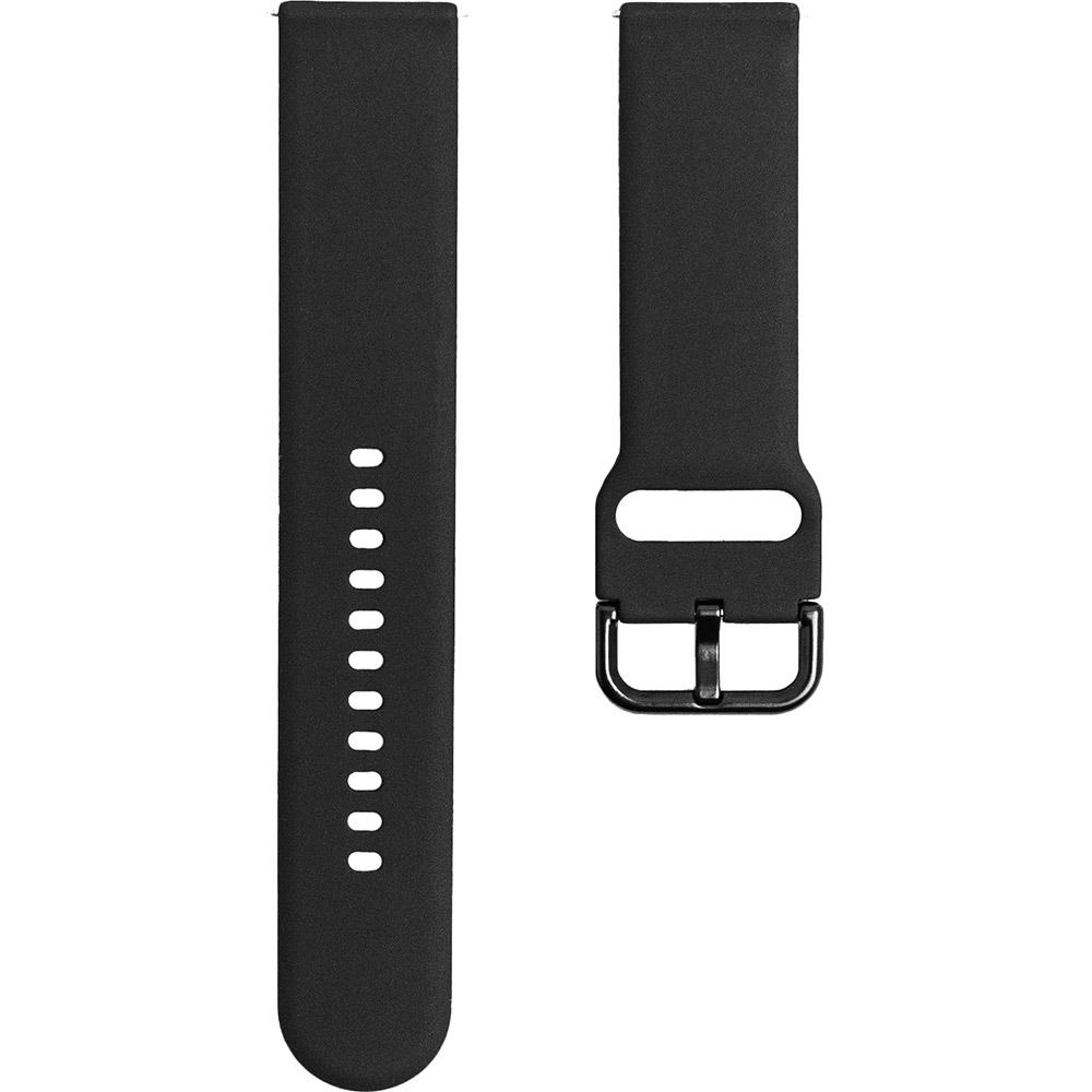 Ремінець XOKO Samsung Sport 22mm Black (XK-BND-22SP-BK)
