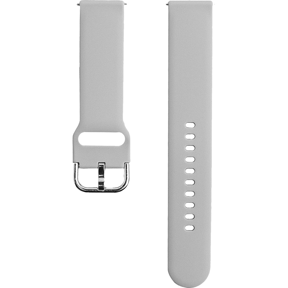 Ремінець XOKO Samsung Sport 20mm Grey (XK-BND-20SP-LGHT-GR)