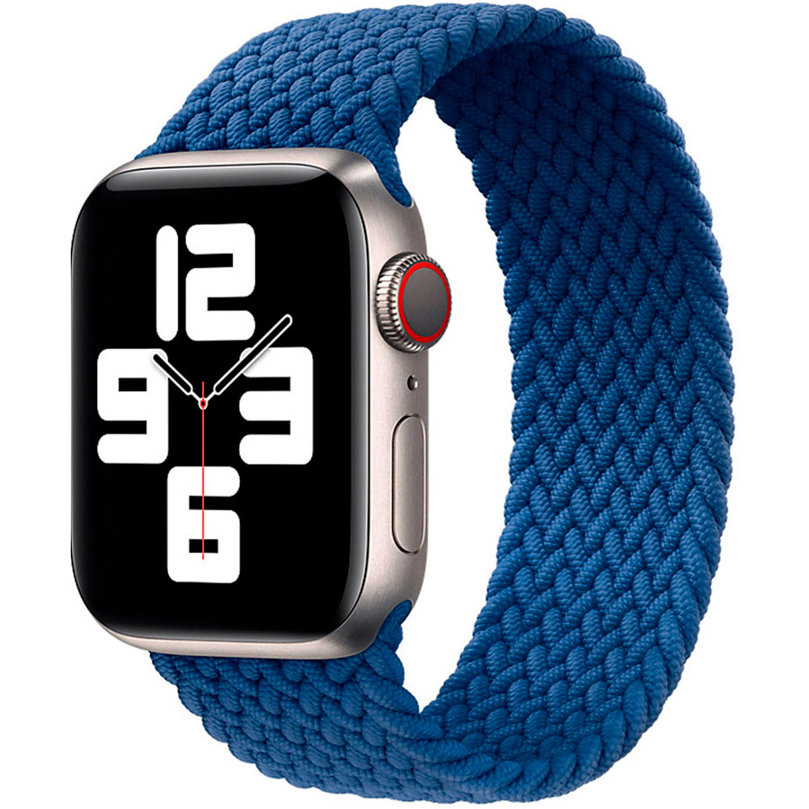 Ремінець ARMORSTANDART Apple Watch 38mm/40mm Atlantic Blue (ARM58068) Тип ремінець
