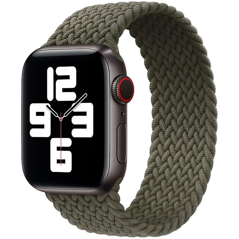 Ремінець ARMORSTANDART Apple Watch 38mm/40mm Inverness Green (ARM58064) Тип ремінець