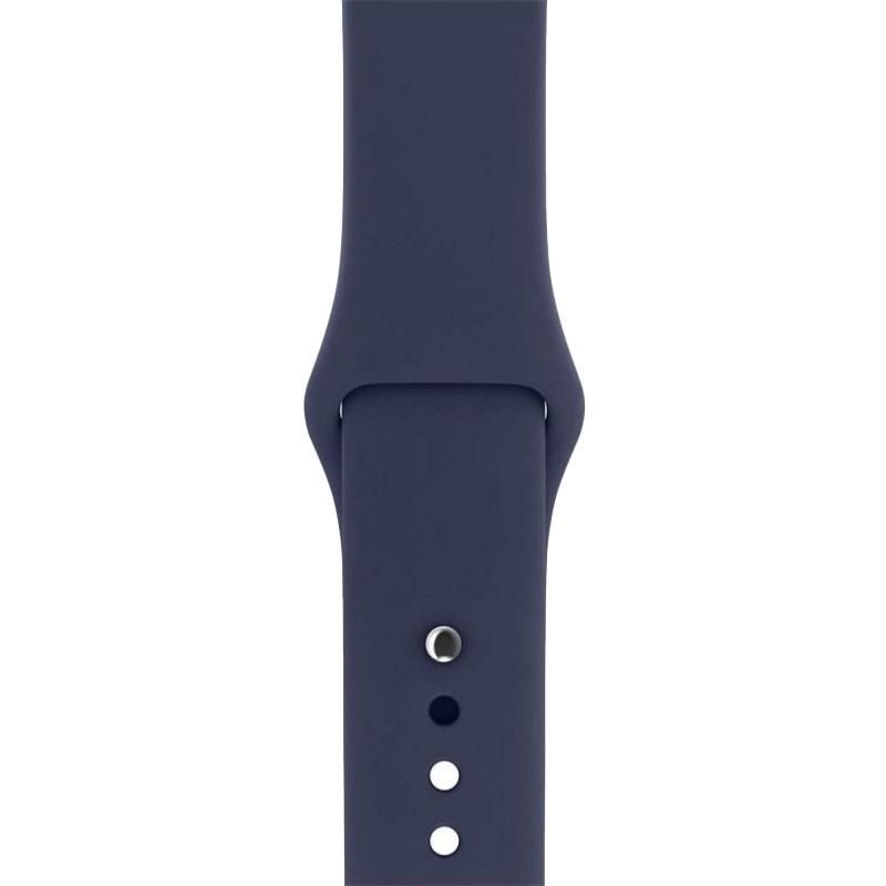 Ремінець EXTRADIGITAL Apple Watch 42-44mm Sport 00A M/L Blue (ESW2311)